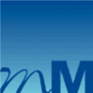 Marie Mills double M logo